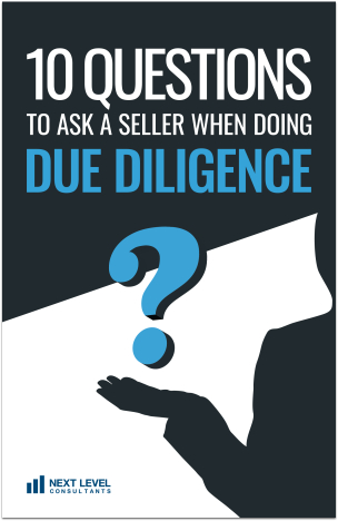 10 Questions to Ask During Due Diligence whitepaper